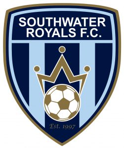 Southwater Royals Football Club logo